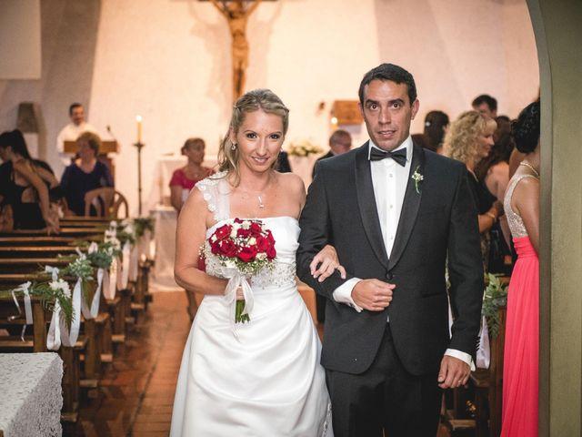 El casamiento de Mariana y Daniel