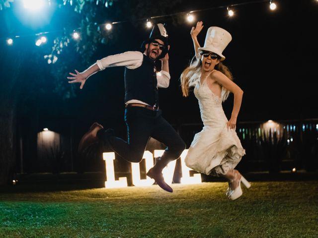 El casamiento de Flor y Seba