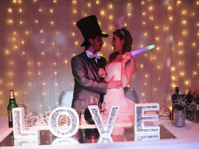El casamiento de Patricia  y Sebastián