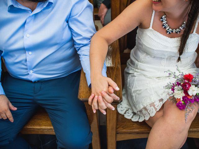 El casamiento de Nacho y Juli en Caballito, Capital Federal 5