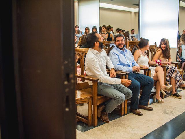 El casamiento de Nacho y Juli en Caballito, Capital Federal 6