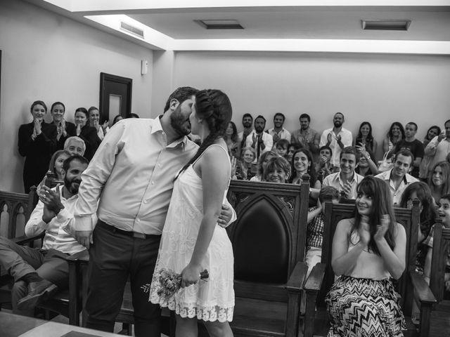 El casamiento de Nacho y Juli en Caballito, Capital Federal 7