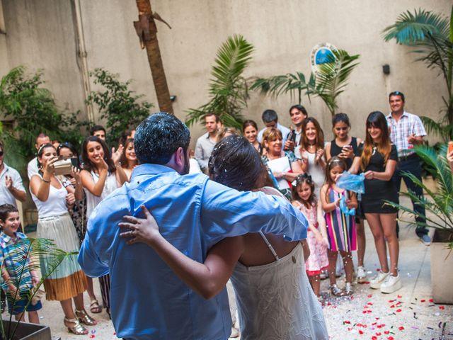 El casamiento de Nacho y Juli en Caballito, Capital Federal 11