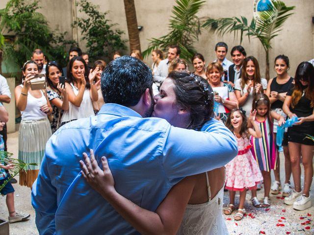 El casamiento de Nacho y Juli en Caballito, Capital Federal 12