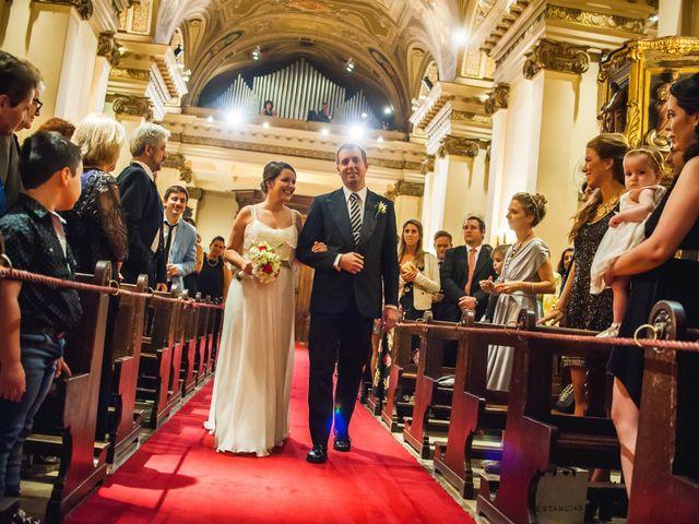 El casamiento de Nacho y Juli en Caballito, Capital Federal 15