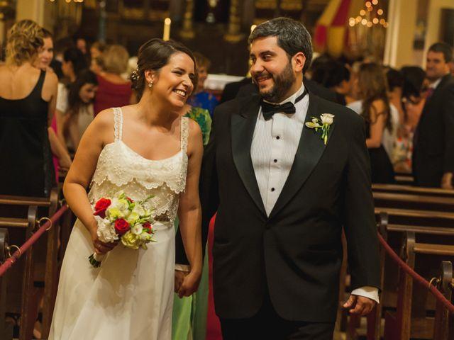El casamiento de Nacho y Juli en Caballito, Capital Federal 25