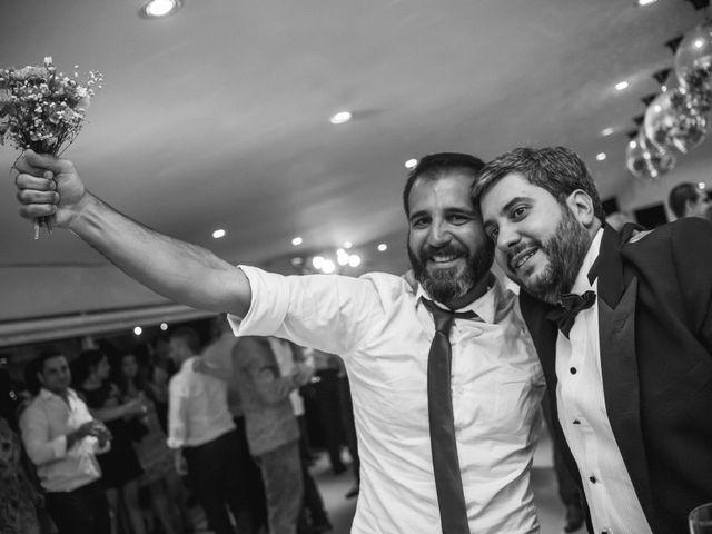 El casamiento de Nacho y Juli en Caballito, Capital Federal 49