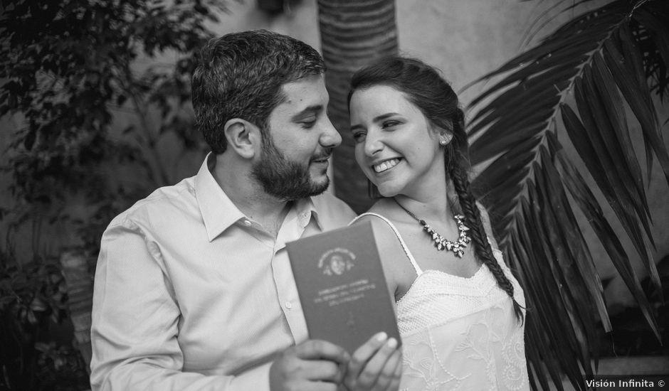 El casamiento de Nacho y Juli en Caballito, Capital Federal