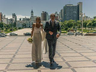 El casamiento de Albana y Federico 3