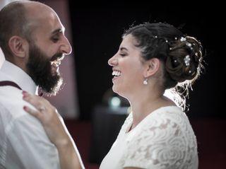 El casamiento de Lucía y Guido 1