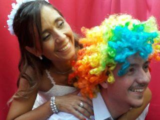 El casamiento de Julieta y Rodrigo