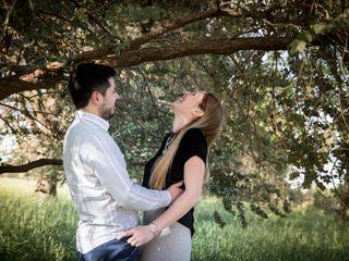 El casamiento de Anabella y Sebastián 1