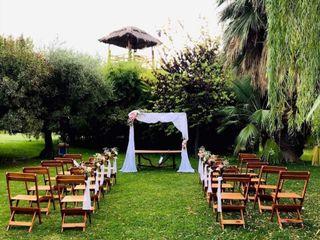 El casamiento de Deborah  y Rodrigo 2