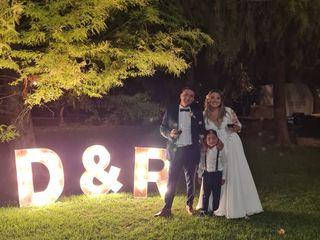 El casamiento de Deborah  y Rodrigo
