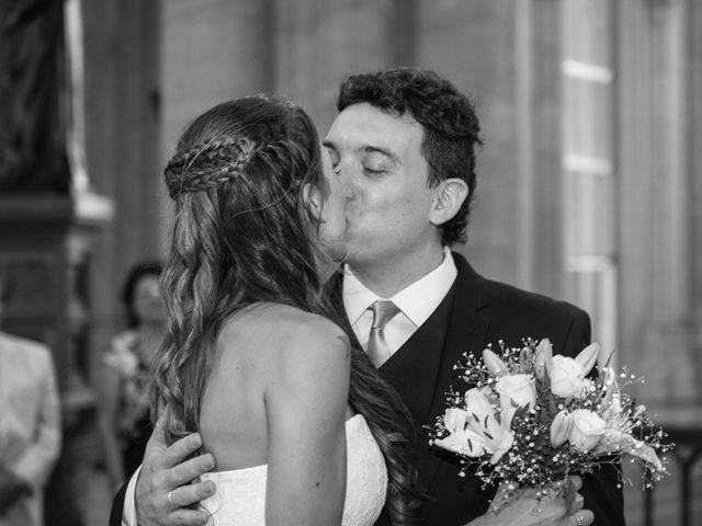 El casamiento de Albana y Federico