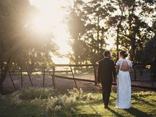 El casamiento de Ine y Pancho
