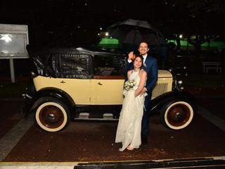 El casamiento de Florencia y Bruno