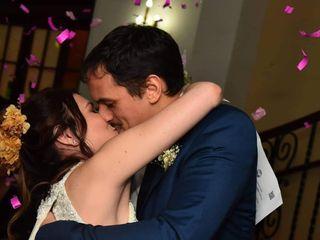 El casamiento de Florencia y Bruno 3