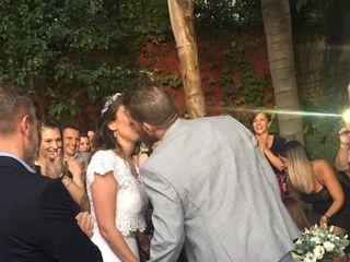 El casamiento de Jesi y Mau  1