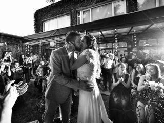 El casamiento de Jesi y Mau