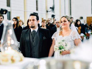 El casamiento de Jime y David