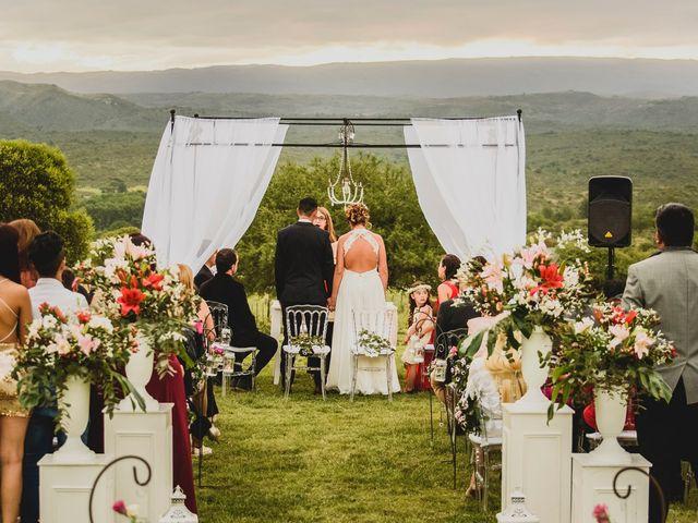 El casamiento de Nadia y Martin