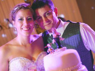 El casamiento de Sabrina y Mauro