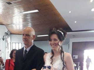 El casamiento de Romina y Mariano 2
