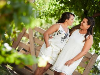 El casamiento de Eliana y Laura