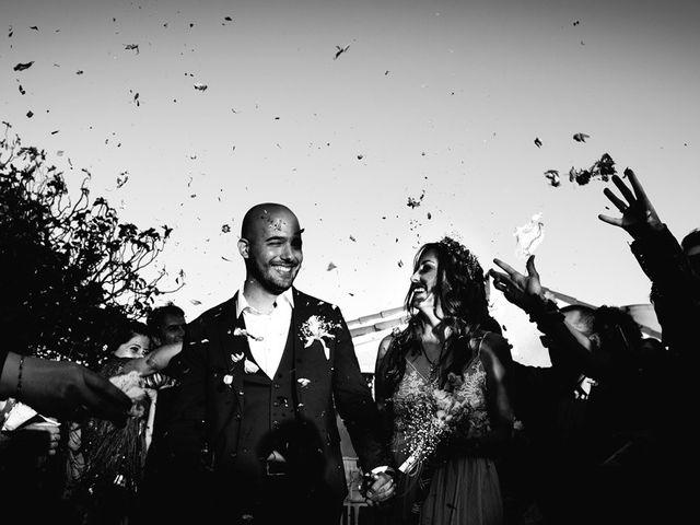 El casamiento de Andrea y Leandro