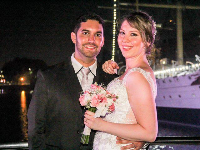 El casamiento de Lau y Jon