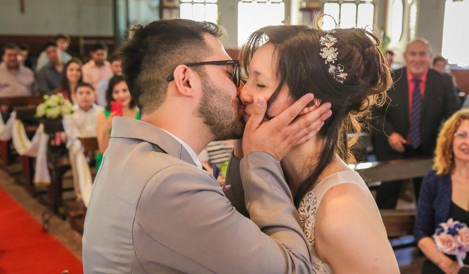 El casamiento de Mariano y Romina en Maipu, Mendoza