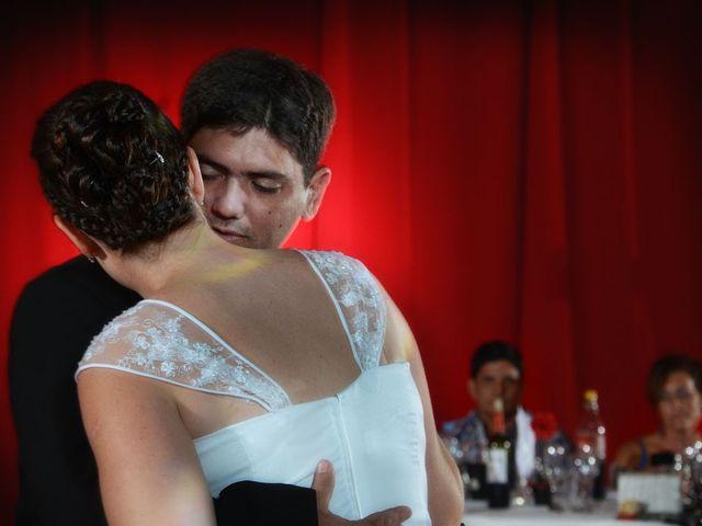 El casamiento de Erika y Alejandro