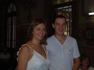 El casamiento de Gabriela y Diego