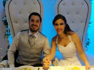 El casamiento de Mariana y Marcelo