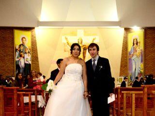 El casamiento de Mayra y Jose