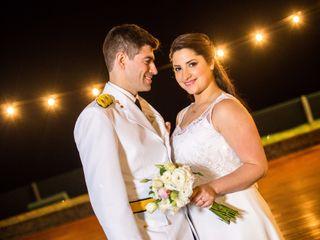 El casamiento de Ivana y Ezequiel