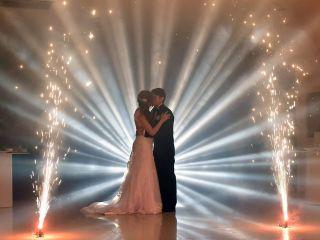 El casamiento de Melania y Nicolás  2