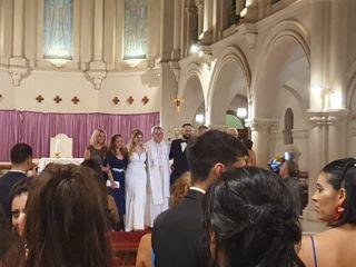 El casamiento de Franco y Laura 3