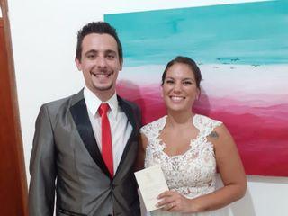 El casamiento de Graciela   y Mateo