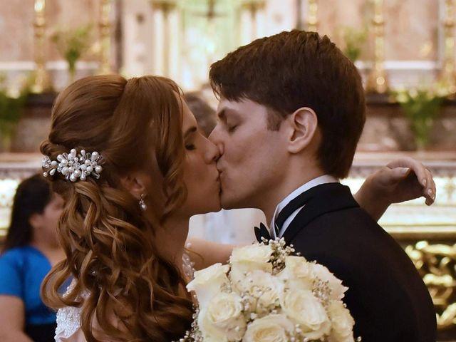 El casamiento de Melania y Nicolás