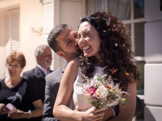 El casamiento de Manuel y Ana en Luján de Cuyo, Mendoza 1