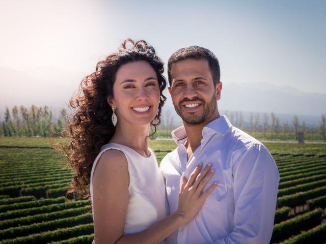 El casamiento de Manuel y Ana en Luján de Cuyo, Mendoza 11