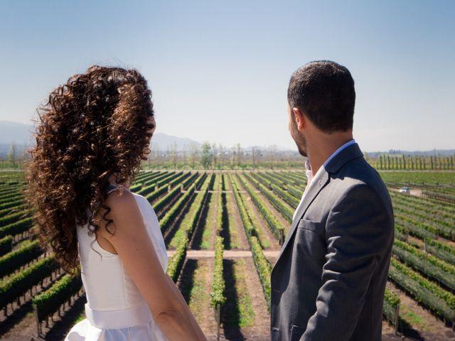 El casamiento de Manuel y Ana en Luján de Cuyo, Mendoza 12