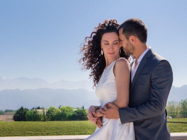 El casamiento de Manuel y Ana en Luján de Cuyo, Mendoza 13