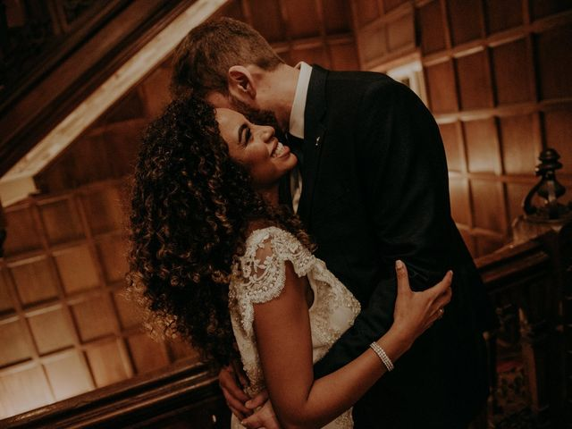 El casamiento de Cristina y Claudio