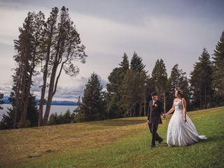El casamiento de Cheila y Uelder 1