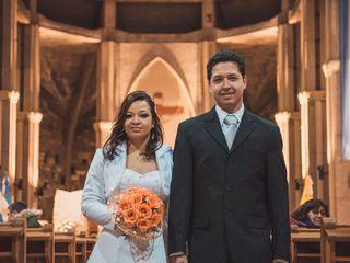El casamiento de Cheila y Uelder
