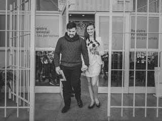 El casamiento de Jesica y Favio 1
