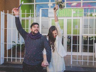 El casamiento de Jesica y Favio 2